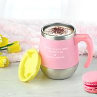 tanie -Stal nierdzewna Polipropylen przyssawkę Ciepło-izolacyjne zatrzymywania ciepła 1 Kawowo Herbata Naczynia do picia