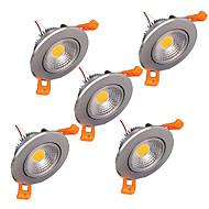 Taklys 1 leds Høyeffekts-LED Mulighet for demping Dekorativ Varm hvit Kjølig hvit 300-330lm 3000 6000