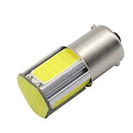 4x 1156 36 cob 400LM P21W rv camper LED binnenverlichting lamp BA15s wit 12v