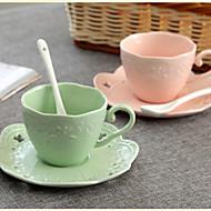 日常を彩るドリンクウェア ちょっと変わってドリンクウェア ティーカップ ワイングラス マグカップ お茶&飲み物 1 セラミック, -  高品質
