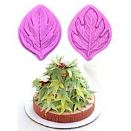 billige Bakeredskap-Bakeware verktøy Silikon Gummi Økovennlig Kake / Til Småkake / Sjokolade Bakeform 1pc