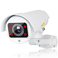 baratos Câmeras de IP-2.0 MP Ao ar Livre with Dia Noite Zoom 0(Dia Noite Acesso Remoto Impermeável) IP Camera