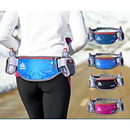 billige Rygsække og tasker-Bæltetaske Flaskebælte Hydreringspakke for Løbe Campering & Vandring Fiskeri Cykling/Cykel Løb Jogging Sportstaske Vandtæt Regn-sikker