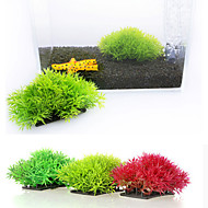 קישוט אקווריום צמח מים מלאכותי