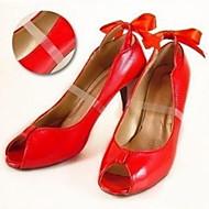 cheap Shoes Accessories-2pcs Gel Shoelace Women's All Seasons Casual White