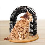 ネコ 猫用おもちゃ ペット用おもちゃ インタラクティブ スクラッチマット プラッシュ