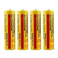 cheap Flashlights & Camping Lanterns-Batteries Rechargeable Emergency for 18650 18650