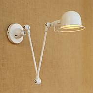 billige Udsalg-Rustikk / Hytte / Land / Moderne / Nutidig Swing Arm Lights Metall Vegglampe 110-120V / 220-240V 4W