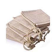 6pcs vintage nonwoven jastuk favorizira torba th043 party bombona favor 9 x 7 cm beter gifts®candy favor vreća