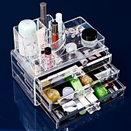 Makeup Storage Acrylic Cosmetic Beauty Care Makeup for Face