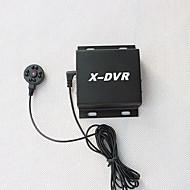 hd CCTV audio kamera 8 infračervené noční vidění lampy lenss kamera x-DVR