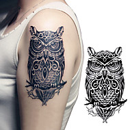 cheap Temporary Tattoos-1 Waterproof 3-D Animal Series Totem Series Tattoo Stickers