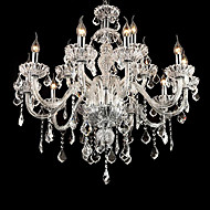 Modern/Contemporary Crystal Designers Chandelier Downlight For Living Room Bedroom Kitchen Dining Room Study Room/Office Game Room Hallway