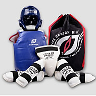 Pehmustettu tuki varten Taekwondo Nyrkkeily Unisex Ammattilais Helppo pukeutuminen Protective