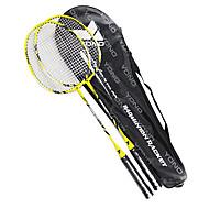 Badmintonschläger Langlebig Aluminium Legierung Ein Paar × 2 für