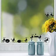 Animais Adesivos de Parede Autocolantes de Aviões para Parede Autocolantes de Parede Decorativos,Vinil Material Decoração para casa