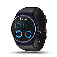 tanie Inteligentne zegarki-Inteligentny zegarek YYLES18 na iOS / Android / iPhone Pulsometr / Spalone kalorie / Długi czas czuwania / Odbieranie bez użycia rąk / Ekran dotykowy Czasomierz / Stoper / Rejestrator aktywności