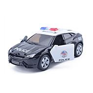 Fahrzeuge aus Druckguss Aufziehbare Fahrzeuge Spielzeug-Autos Militärfahrzeuge Rennauto Polizeiauto Simulation Auto Metalllegierung Metal