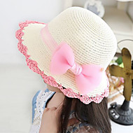 cheap Kids' Accessories-Unisex Hats & Caps, Summer Others Blue Blushing Pink Yellow Fuchsia