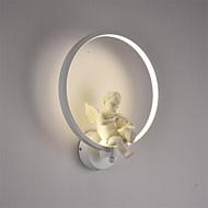 baratos Arandelas de Parede-CXYlight Moderno / Contemporâneo Luminárias de parede Metal Luz de parede 110-120V / 220-240V 18W