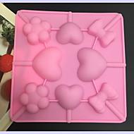 preiswerte -Backform Für Süßigkeit Silikon Zum Selbermachen