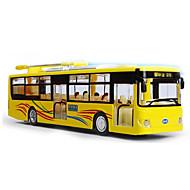 Auta na zadní natahování Autíčka Předběžně sestavené modely Autobus Autobus Kov Dětské Chlapecké Dárek Akční a hrací postavy Akční hry
