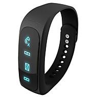 tanie Inteligentne zegarki-yye02 mądry bransoletka / inteligentny zegarek / action krok sportów wodoodporny sen prowadzenie monitorowania zdrowia bluetooth nosić