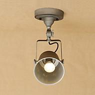 billige Taklamper-Anheng Lys Nedlys - Mini Stil LED designere, Land Retro Rød, 110-120V 220-240V Pære Inkludert