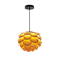cheap Pendant Lights-Pendant Light ,  Modern/Contemporary Country Wood Feature for Designers Wood/BambooLiving Room Bedroom Dining Room Study Room/Office