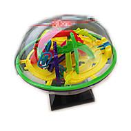 Brettspiel Bälle Wissenschaft & Entdeckerspielsachen Labyrinth & Puzzles Matze Spielzeuge Spielzeuge Kreisförmig 3D Kinder Stücke