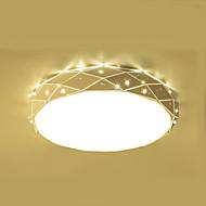 billige Takbelysning og vifter-Takplafond Omgivelseslys - LED, 220-240V LED lyskilde inkludert / 10-15㎡ / Integrert LED