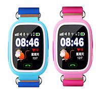 baratos -Crianças Infantil Relógio Inteligente Relógio de Moda Relógio de Pulso Bracele Relógio Digital LED sensível ao toque Controle Remoto