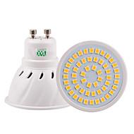 billige Spotlys med LED-YWXLIGHT® 5W 400-500lm GU10 GU5.3(MR16) E26 / E27 LED-spotpærer 54 LED perler SMD 2835 Dekorativ Varm hvit Kjølig hvit Naturlig hvit