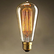 ST64 E27 25W Edison Art Deco Light(220V) High Quality Incandescent Bulbs