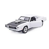 Aufziehbare Fahrzeuge Spielzeug-Autos Rennauto Simulation Auto Metalllegierung Metal Unisex Geschenk Action & Spielzeugfiguren
