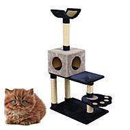 猫用おもちゃ ペット用おもちゃ インタラクティブ スクラッチマット 耐久 ウッド