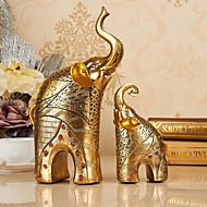 Zvířata Polypryskyřice Módní a moderní retro,Sběratelství Vevnitř Dekorativní doplňky