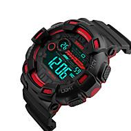 tanie Inteligentne zegarki-Inteligentny zegarek YY1243 na Długi czas czuwania / Wodoszczelny / Wielofunkcyjne Czasomierz / Stoper / Budzik / Chronograf / Kalendarz