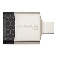 tanie Karty pamięci-Kingston usb 3.0 czytnik kartel mobilelite g4