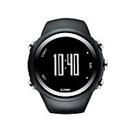 フィットネスタイミングezonのt031のGPSはスポーツ屋外の防水デジタル腕時計スピード、距離、カロリーカウンター時計
