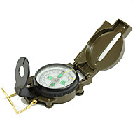 Outdoor Multi - Purpose Compass Compass Lens Compass Fluorescent Plate Precise Positioning