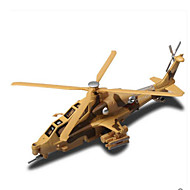 ieftine Toy Helicopters-CAIPO Jucarii Μοντέλα και κιτ δόμησης Elicopter Jucarii Pătrat Plastic Bucăți Cadou