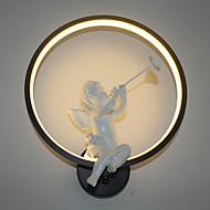 billige Vegglamper-Moderne / Nutidig Vegglamper Aluminum Vegglampe 110-120V / 220-240V 19 W / Integrert LED