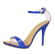 abordables -Mujer-Tacón Stiletto-Zapatos del club-Sandalias-Vestido Informal Fiesta y Noche-Cuero Patentado-