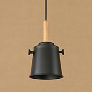 Retro Regional Luzes Pingente Para Sala de Estar Quarto Sala de Jantar Quarto de Estudo/Escritório Corredor AC 110-120 AC 220-240V