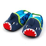 女の子 赤ちゃん 靴 コットン 春 秋 コンフォートシューズ フラット のために カジュアル ブルー ピンク 海軍