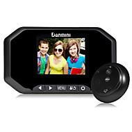 danmini 3.0inch HD-skjerm design for 160 grader vidvinkel super nattsyn funksjon kikkhull viewer.