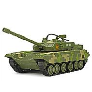 Auta na zadní natahování Autíčka Tank Hračky Kachna Tank Kov Pieces Unisex Dárek
