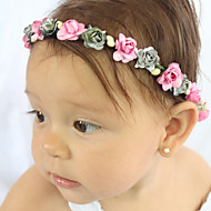 Kids Unisex Cotton / Nylon Hair Accessories Beige / Yellow / Fuchsia One-Size