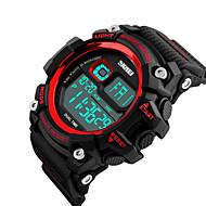 tanie Inteligentne zegarki-Inteligentny zegarek YY1229 na Długi czas czuwania / Wodoszczelny / Wielofunkcyjne Czasomierz / Stoper / Budzik / Chronograf / Kalendarz